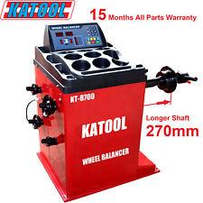 KATOOL New model  Wheel Balancer Tire Changer Garage Equipment service KT700