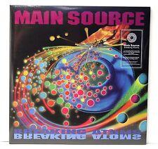 "MAIN SOURCE Breaking Atoms VMP-006 2016 LP VINYL RECORD w/Bonus 7"" Colored Vinyl"