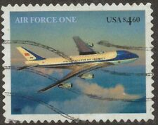 Scott #4144 Used Single, Priority Mail  Air Force One