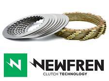 Newfren Friction & Steel Clutch Plate Kit to fit Triumph 1050 Tiger 06-11