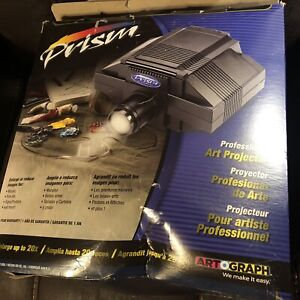 BRAND NEW Factory Sealed ARTOGRAPH PRISM Opaque Pro Art Projector in Box 225090