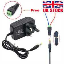 12V 2A Power Supply AC to DC Adapter Charger For Pop HL UK Plug