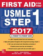 First Aid for the USMLE Step 1 2017 27th Edition  - (eTexbook)