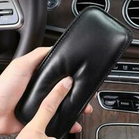 Leather Leg Cushion Knee Pad Thigh Interior Support Pillow Car Seat Parts Best