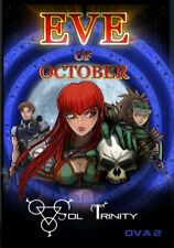 Eve of October: Sol Trinity, Very Good DVD, David Dixon, Kieran Flitton, Brian T