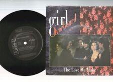 Love Rock 1980s Vinyl Music Records