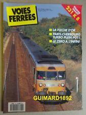 Voies ferrées n°62 novembre 1990 la Flèche d'Or