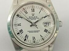 Gents 1989 Rolex Oyster perpetual Date stainless steel ( real nice condition )