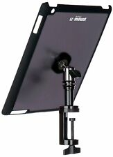On Stage Stands TCM9260 iPad Mini Mounting System Black with Snap-On Cover