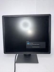 "Dell P1914Sf 19"" LCD LED Monitor 1280 x 1240 DisplayPort DVIVGA P1914  READ DESC"