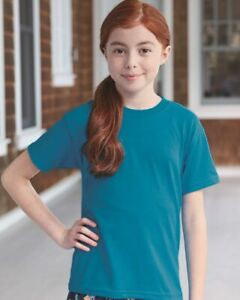 Hanes Ecosmart Youth T-Shirt 5370 XS-XL