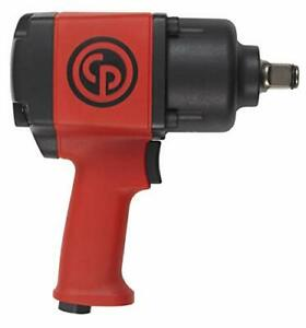 Chicago Pneumatic CP7763 Heavy Duty High Power Impact Wrench with Ring Retainer