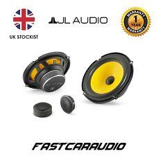 "JL AUDIO C1-650 6.5"" 2 WAY CAR COMPONENT SPEAKERS 450 WATTS PER PAIR"