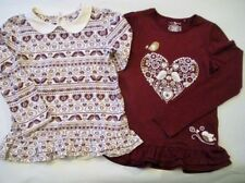 TU Long Sleeve Tunic T-Shirts & Tops (2-16 Years) for Girls