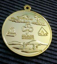 Girl Guides Gold Medal
