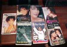 Whitney Houston 7 - Cassette Singles  Arista