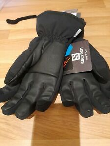 BNWT Salomon Propeller Waterproof Womens Ski Gloves Size Small