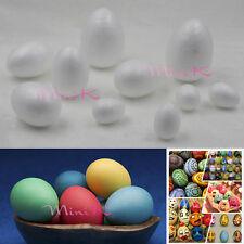 Handmade Foam Egg Polystyrene Styrofoam DIY New Decorations Party Accessory