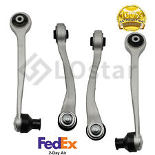 Front Upper L/R Control Arm w/Ball Joint Set of 4 Fits Audi A4 A5 Quattro S4 S5