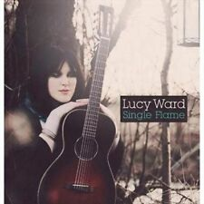 Single Flame 0805520620833 by Lucy Ward CD
