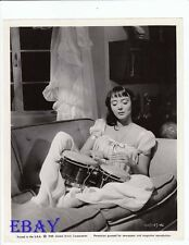 Carolyn Jones plays Bongos VINTAGE Photo A Hole In The Head