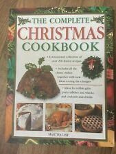The Complete Christmas CookBook, Day, Martha,