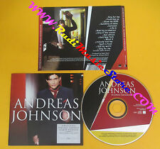CD ANDREAS JOHNSON Mr.Johnson,Your Room Is On Fire 2006   no lp mc dvd (CS8)