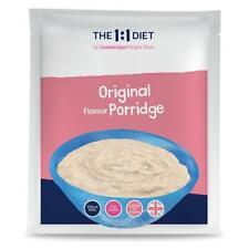 Weight Plan * The 1:1 Diet * 7 x Original Porridge