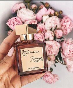 Maison Francis Kurkdjian Baccarat Rouge 540 2.4 fl.oz / 70 ml. Extrait de Parfum