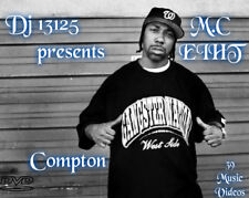 MC Eiht  MUSIC VIDEOS HIP HOP RAP DVD