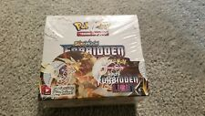 2018 Pokemon Sun & Moon Forbidden Light Factory Sealed Booster Box 36 Packs