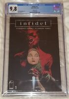 Infidel #1 Jae Lee Variant - CGC 9.8 - First Printing Movie Optioned