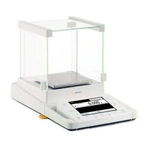 Sartorius Cubis Series MSU125P-000-DU Semi-Micro Analytical Balance (New)