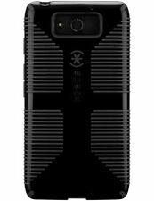 Speck Candyshell Grip Case Motorola DROID Maxx Black Slate Grey