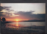 Scotland Postcard - Sunset Over Beauly Firth, Inverness-shire  RR1624