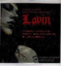 (CI223) Nubian Knightz, Lovin - 2009 DJ CD