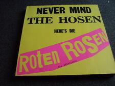 Die Toten Hosen-Never Mind the Hosen- Here´s die Roten Rosen LP-Germany