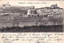 # BRESCIA: CASTELLO S. PIETRO E CHIESA