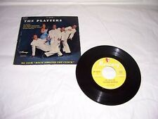"45T COLLECTOR EP - THE PLATTERS  ""The Great Pretender""  VG+"