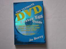 THE ULTIMATE DVD EASTER EGG GUIDE - JO BERRY