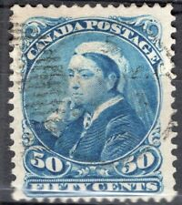 CANADA 1888/93 STAMP Sc. # 47 USED