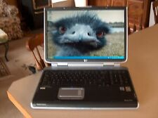 "HP PAVILION ZD7000 LAPTOP 17"" COMPUTER-3.0 Ghz2048Mb(2gig ram60 gig Win 7 home"