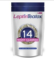 LeptinTeatox 14 DAY NIGHT TEA TOX Weight Loss Tea,Slimming Tea,detox tea fatburn