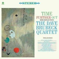 Brubeck- Dave	Time Further Out + 1 Bonus Track (New Vinyl)