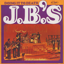 JB's, The - Doing it to death (Vinyl LP - 1973 - US - Reissue)