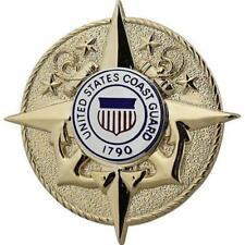 USCG Coast Guard Badge Commandant Staff Regulation Size