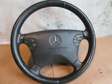 Lenkrad Leder Mercedes E-Klasse W210 E240 125KW Bj 2000 (16892)