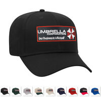 1PC Daddy Embroidery Dad Hat Cotton Adju…  3.93. Free shipping. Umbrella  Corporation Resident Evil Logo iron on patch with baseball caps hats f73158f42a29