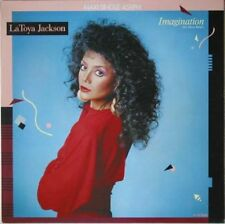 Latoya Jackson Imagination (Hot Dance Remix) EU 12in 1986