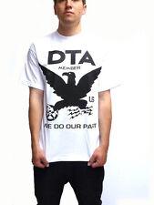 "DTA/ROUGE stato ""member"" T-Shirt Nuovo M Blink 182 Travis Barker famous SAS"